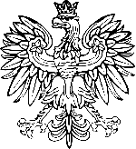 flag, black, outline, poland, eagle, bird, free, emblem