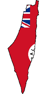 flag, map, palestine, historic