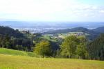 germany, landscape, freiburg, city, cities, valley
