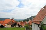 greding, altmühl valley, middle ages, historical city