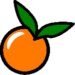 icon, food, fruit, money, orange, pineapple, peach