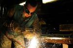 man, welding, industrial, industry, sparks, hot