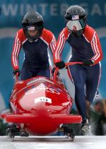 olympic, games, bobsled, women, females, event