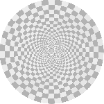 optical illusion, tunnel, circles, concentrical