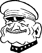 outline, man, military, smiling, admiral, smile