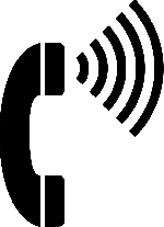 phone, icon, telephone, receiver, handset, volume
