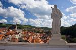 statue, ancient, architecture, baroque, buildings, town