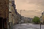 street, city, england, architecture, morning, weekend