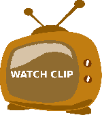 tv, watch, television, clip, old, antenna