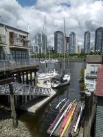 vancouver, false creek, city, metropole, city centre