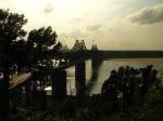 vicksburg, ms, mississippi, river, bridge