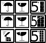 water, glass, symbol, signs, symbols, package, rain
