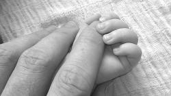 , baby, sweet, happy, human, papa, hands, hand