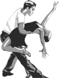 , black, dance, music, icon, outline, spanish, drawing