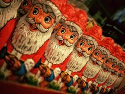 , christmas, atmosphere, santa claus, advent