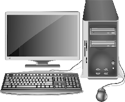 , computer, desktop, workstation, office, hardware