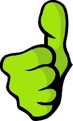 , fist, thumb, finger, top, great, green, positive