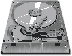 , hard, disk, storage, computer, electronics