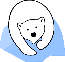 , polar bear, ice bear, animal, bear, mammal, white