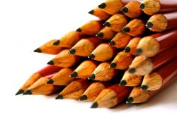 , school, pen, great, pointed, leave, pencil, wood