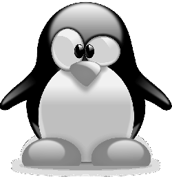 , tux, penguin, animal, cute, linux, mascot, logo