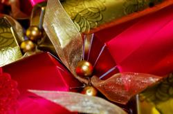 abstract, celebration, christmas, close-up, closeup