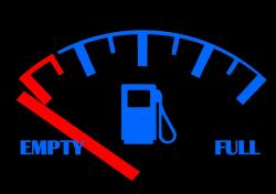 ad, petrol, tank, fuel gauge, full, empty, fuel, gas