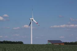 alternative energy, wind turbine, rotor
