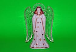 angel, plastic, christmas, xmas, tree, top, topper
