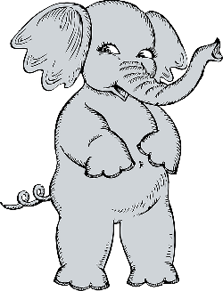 animals, baby, girl, cartoon, mammals, elephant, funny
