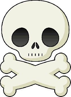 animals, outline, skull, cartoon, signs, symbols, free