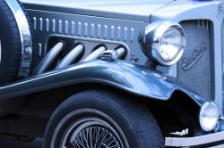 antique, auto, automobile, car, celebration, chrome