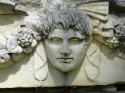 aphrodisias, antique, antiquity, temple, sculptor