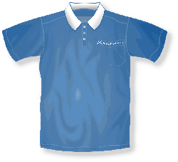 apparel, blue, clothing, polo, golf, casual, shirt