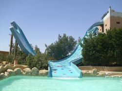 aqua park, slide, holiday, family holiday, water park