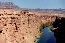 arizona, gorge, nature, river, water, landscape