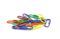 attach, clips, hold, isolated, multicolored, office