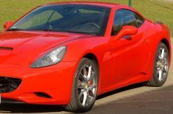 auto, red, ferrari, fast, sport, sports car, speed