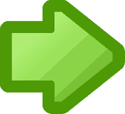 back, green, flat, icon, left, right, small, symbol