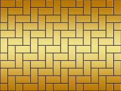 background, gold, tile, pattern, rectangle, parquet