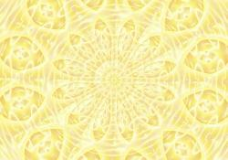 background, yellow, lacquered, color, kaleidoscope