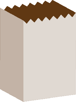 bag, brown, groceries, paper, paper bag, shopping