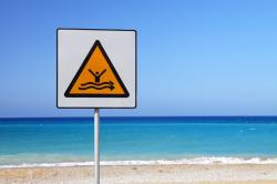beach, coast, current, danger, dangerous, landscape