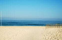 beach, quiaios, portugal, blue, peace of mind
