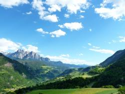 beautiful, holiday, europe, italy, dolomites, alpine