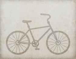 bike, bicycle, vintage, linen, texture, material