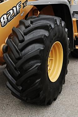 bike, tire, loader, black, tires, mechanization, rubber