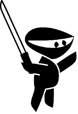 black, boy, kid, girl, face, white, cartoon, ninja