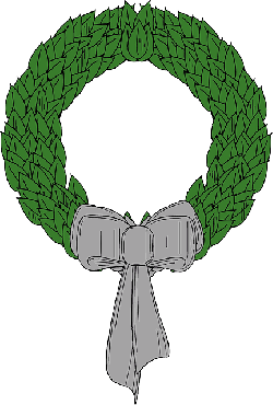 black, wreath, holly, outline, drawing, white