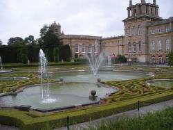 blenheim, palace, great britain, great palace